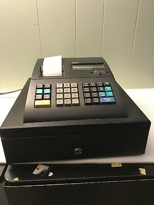 Royal 210DX Cash Register - 24 dept., 1500 PLU, thermal, fits US/Canada bills -