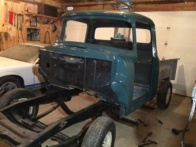 1956 Ford F-100  1956 Ford F-100 Pick Up