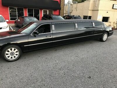 2005 Lincoln Town Car Dabryan 2005 lincoln limousine