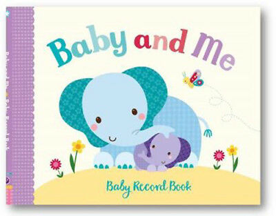 Little Me - Baby and Me, Baby Record Book  - 32 Pages
