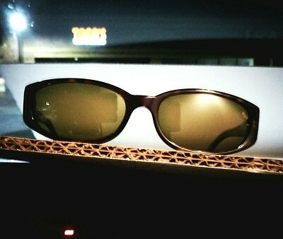 bf50e0b9b3 Vintage Revo Polarized 302 61 Tortoise Shell H20 Sunglasses Made in Italy  2506