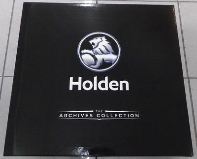 Holden Archives Collection Set