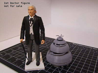 "Custom 3D printed 5"" scale Doctor Who action figure - Chumbley - Dr. Who"