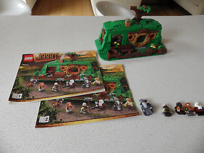 Lego 79003 The Hobbit - An Unexpected Gathering - GREAT VALUE