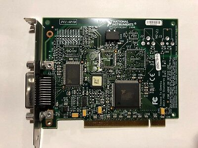 National Instruments NI 183617K-01 PCI-GPIB IEEE 488.2 interface adapter card