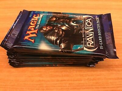 Magic the Gathering (MTG) Return to Ravnica Booster Packs x 9