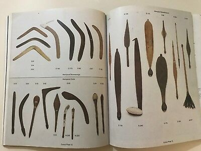 Aboriginal Excellent Artefact Reference Book Identification Out of Print