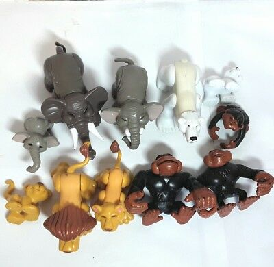 Imaginext zoo figure animal families toy doll Bulk Vintage 1990s Fisher Price