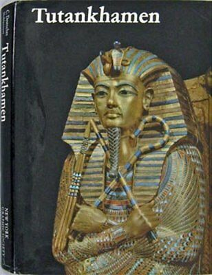 Tutankhamen: Life and Death of A Pharaoh By Christiane Desroches-N .0821201514