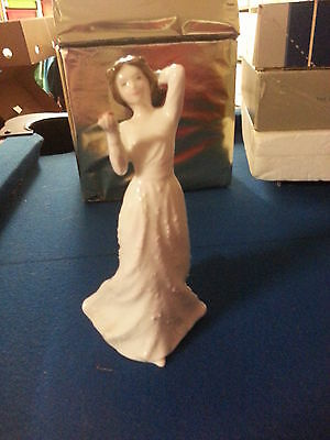 Royal Doulton WITH LOVE Figurine Excellent Condition FREE P&P