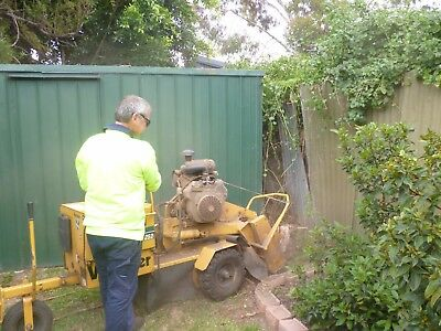 Stump Grinder/vermeer Sc 252/  536 Hours Very Good Condition No Longer Required