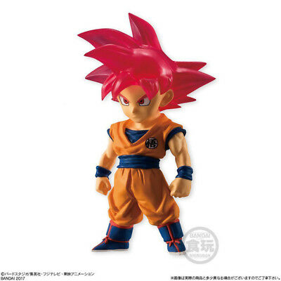 Dragon Ball Super Goku Ssg Candy Toy Adverge Vol. 5 Bandai New Nueva Figure