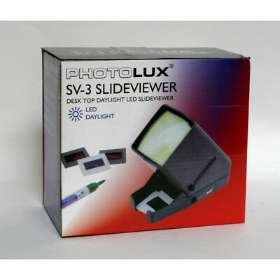 Photolux Slide Viewer SV-3 LED