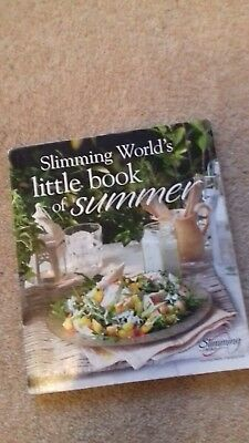 slimming world little book of summer