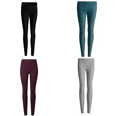EX M&S Marks And Spencer Collection Slim Fit Cord Leggings (4 Colour Choices)