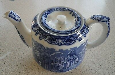 George Jones Abbey Ware Tea Pot