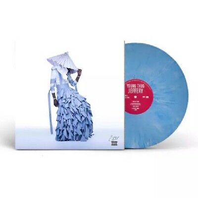 Young Thug Jeffery Blue Marbled Record Vinyl Me Please VMP Exclusive