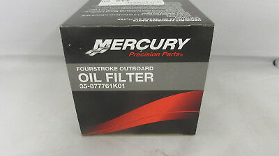 Mercury 877761K01 Oil Filter