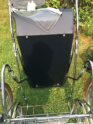 Classic Antique Italian Baby Carriage