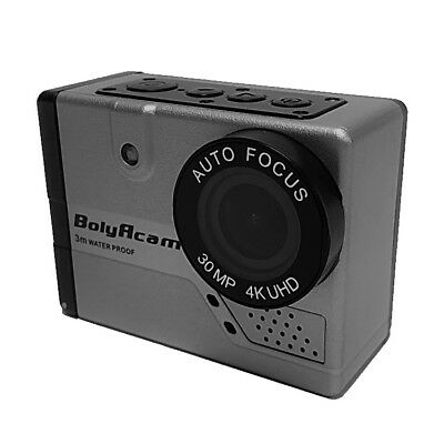 Boly Waterproof Action Camera BA-201 with WiFi and Voice Control         419