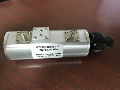 JFW Model 50DR-046 Variable Attenuator