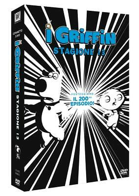 781194it Griffin (I) - Stagione 13 (3 Dvd) (DVD)