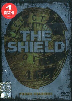 783852it Shield (The) - Stagione 01 (4 Dvd) (DVD)