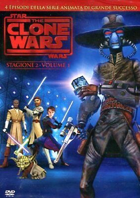 552863it Star Wars - The Clone Wars - Stagione 02 #01 (DVD)