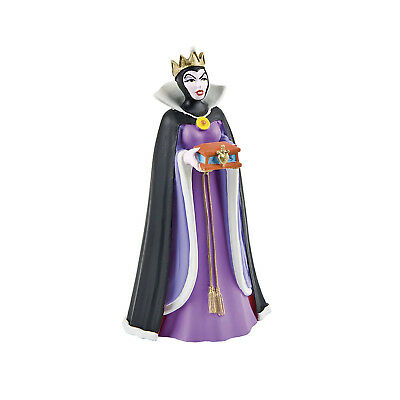 BULLYLAND DISNEY SNOW WHITE AND SEVEN DWARFS FIGURE - Wicked Queen
