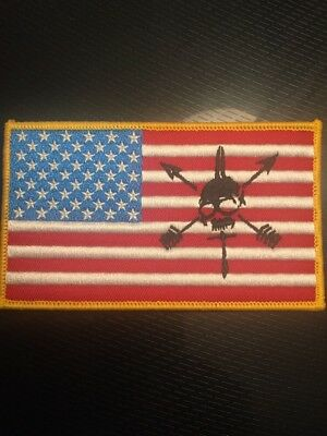 Large Velcro Flag Patch , Devgru ,crye Precision,lbt,eagle Industry