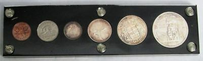 1958 Canada Prooflike 6 Coin Set