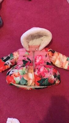 Baby Girls Ted Baker Coat