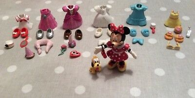 Dress Up Minnie Mouse Play Set From Disneyland Paris