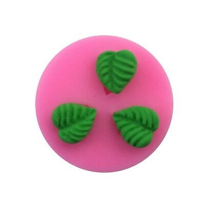Small Leaves / Leaf Reusable Silicon / Soap / Fondant Icing / Chocolate Mould