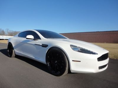 2011 Aston Martin Rapide ASTON MARTIN RAPIDE V12 22'' MULTI PIECE WHEELS 2011 ASTON MARTIN RAPIDE V12 NAV B&O LOADED $207K MSRP CLEAN CARFAX WE FINANCE