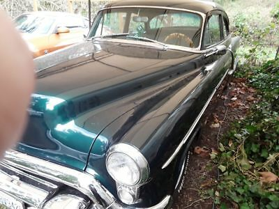 1953 Oldsmobile Eighty-Eight Has all original chrome 1953 oldsmobile super 88