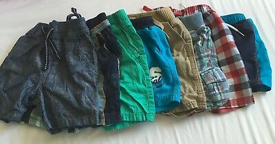 Boys Shorts Age 18-24 Months