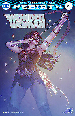 Wonder Woman #22 - First Print - Variant Cover - New - DC Rebirth