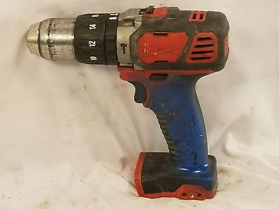 """Milwaukee  2607-20 M18 1/2"""" Compact Hammer Drill/Driver (Tool Only) 87594"""