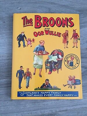 The Broons & Oor Wullie - The Early Years 1936 - 1946