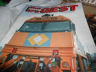 1996  Railway Digest Magazines - January To December, 12 Issues