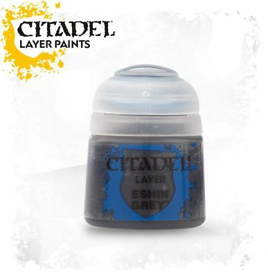 Eshin Grey Layer Citadel Paint Warhammer 40K Age of Sigmar NEW