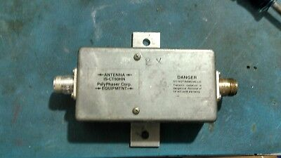 PolyPhaser IS-CT50HN-B 898-989MHz High Power  Surge Suppressor