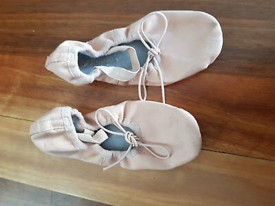 Girls Ballet Shoes Size 1A