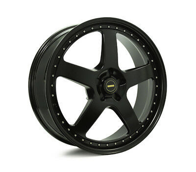 HONDA LEGEND WHEELS PACKAGE: 22x8.5 22x9.5 Simmons FR-1 Full Satin Black and Mic