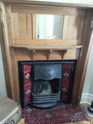Fireplace Edwardian x 3