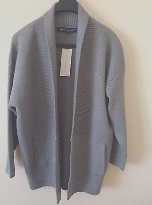 "Gorgeous Bnwt - French Connection  ""ada"" Knitted Cardigan -Size S - Rrp $ 169.95"
