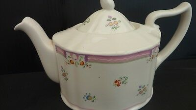 Alice China Teapot Laura Ashley Teapot Pink Pretty Beautiful Pink Floral