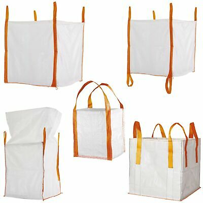 Big Bag Disposal Bags Bulk Container Preserve Sack 300kg Bis 1500kg