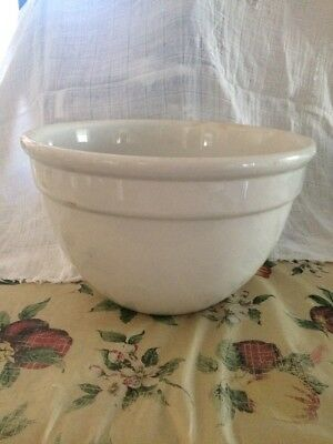 Vintage Rare Early Large R Fowler Limited Australia Mixing Bowl